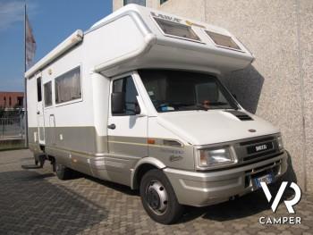 Italia vr group srl vendita camper nuovi e usati - Camper 4 posti letto ...