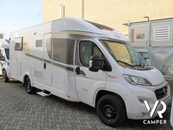 Camper nuovo camper e caravan hymer burstner e carado - Scorpione e gemelli a letto ...