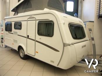 Camper nuovo camper e caravan hymer burstner e carado - Letto alla tedesca ...