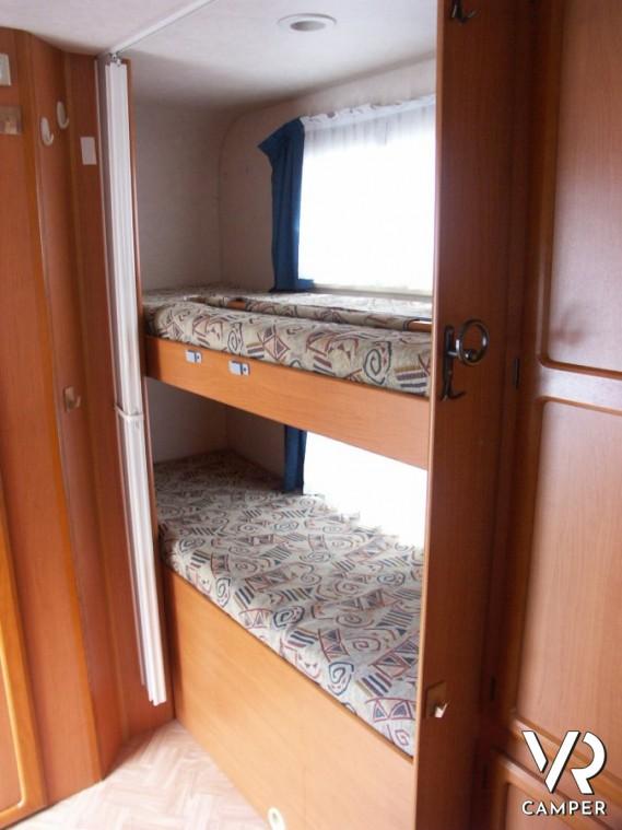 Adria adriatik 670 dk camper usato 7 posti - Posti letto potenza ...