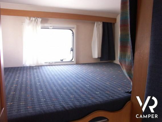 Ci riviera garage camper usato con garage - Posti letto potenza ...