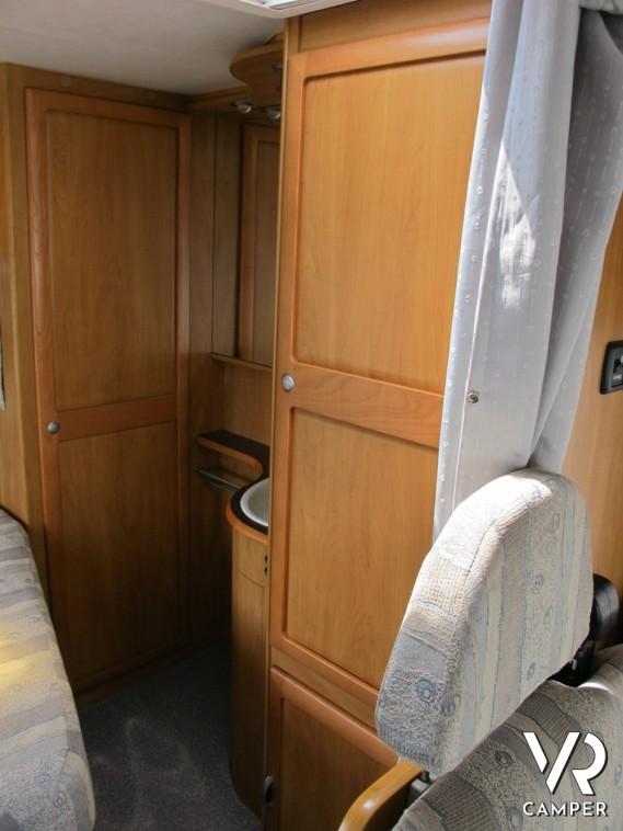 Hymer b 574 motorhome letto alla francese - Letto alla francese prezzo ...