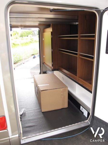 Hymer b 594 dl motorhome con garage for Disegni di garage rv
