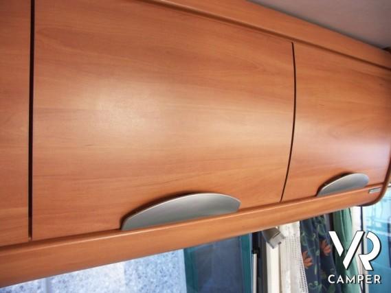 Hymer b 614 g motorhome con garage for Disegni di garage rv