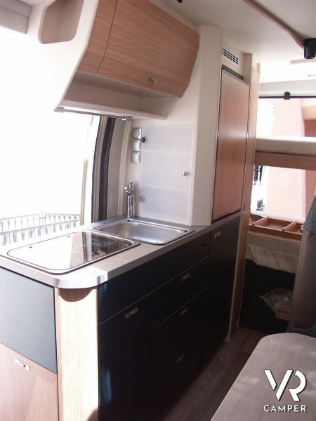 Knaus Boxlife 540 MK - furgone letti a castello
