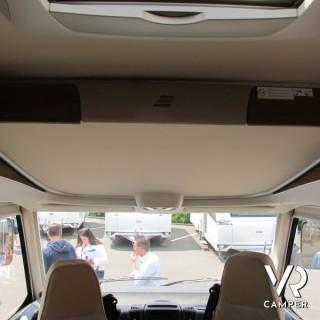 Hymer b 594 dl motorhome con garage for Piani di garage rv staccati