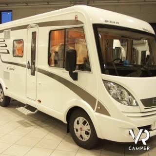 Camper nuovo camper e caravan hymer burstner e carado for Disegni di garage rv
