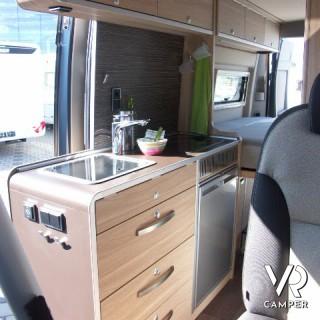 Hymer car yellowstone camper puro nuovo - Furgone attrezzato con cucina ...