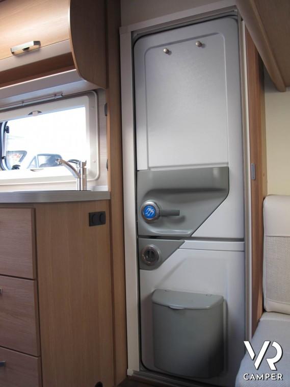 Knaus Sport 400 LK - Caravan letto ribaltabile