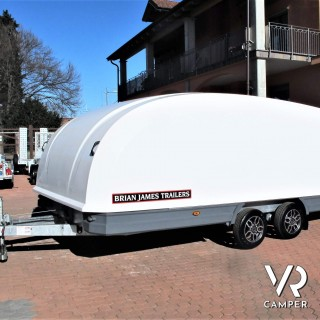 Carrello per camper Brian James Trailers