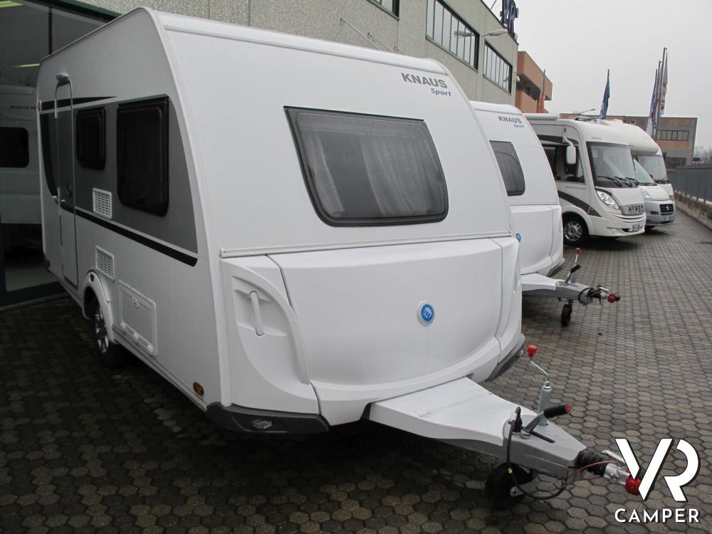 Knaus Sport 400 LKK - Caravan letto a castello