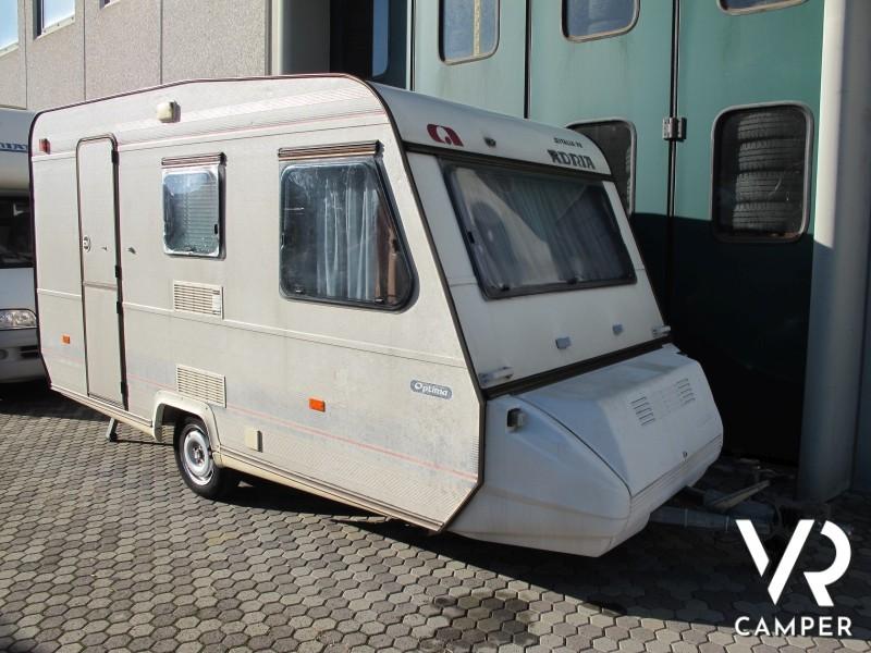 Adria Optima - caravan 4 posti