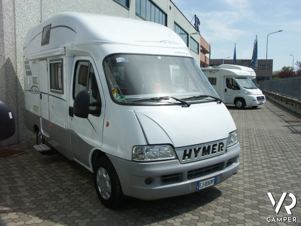 Hymer Exsis - motorhome piccolo occasione