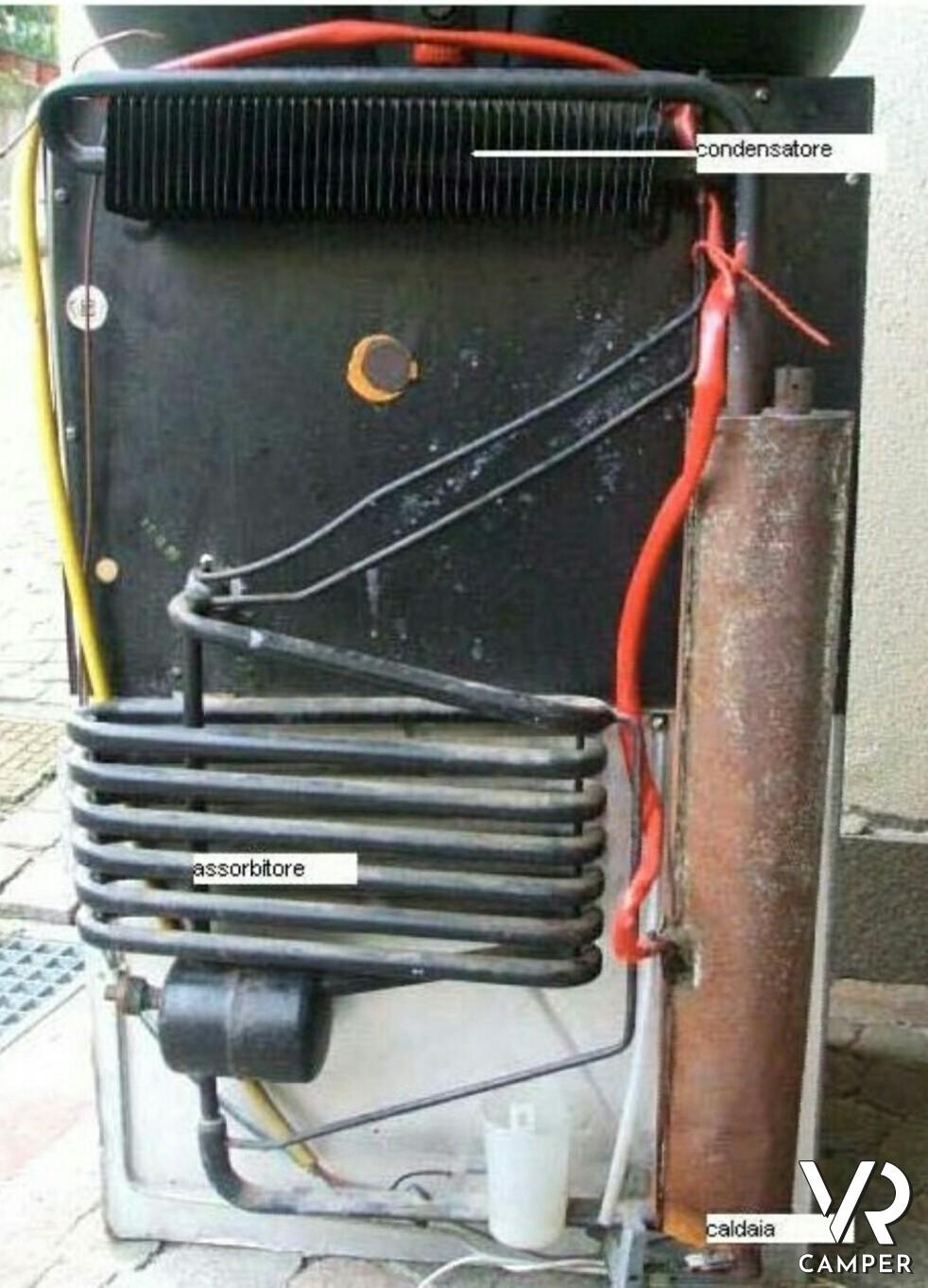 Come Pulire Un Frigorifero Usato frigorifero per camper compressore o trivalente: come